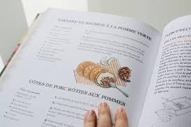 beau livre de cuisine un beau livre de cuisine et une recette papillote de saumon au