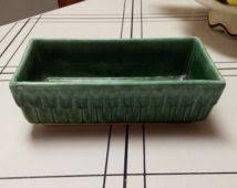 10 best green rectangular planters images on pinterest