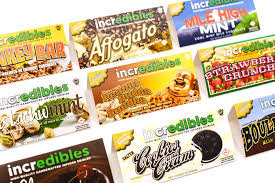 incredibles edibles incredibles 100mg chocolate bars assorted kinds terrapin care