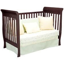 Convertible Sleigh Crib Delta Children Glenwood 3 In 1 Convertible Sleigh Crib Espresso