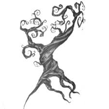 tim burton tree roblox