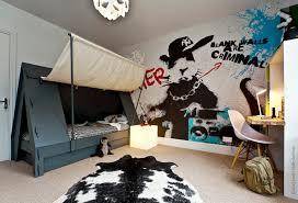 graffiti boys bedroom boys room tent bed and graffiti wallpaper for cool boy s bedroom