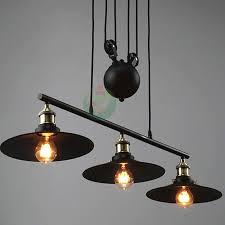 Pulley Pendant Light Aliexpress Com Buy Nordic Industrial Pendant Lamp Lights Rh Loft