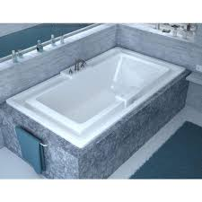 Drop In Tub Home Depot by Jetted Bathtub Atlantis Tubs 3467rw Royale 34x67x24 Inch