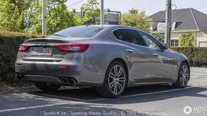 maserati 2017 quattroporte maserati quattroporte s q4 granlusso 6 may 2017 autogespot