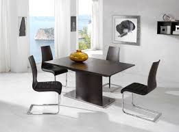 Modern Leather Dining Chairs Dining Room Minimalist Modern Dining Chairs Leather Modern