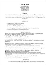 Family Caregiver Resume Download Resume For Home Health Aide Haadyaooverbayresort Com