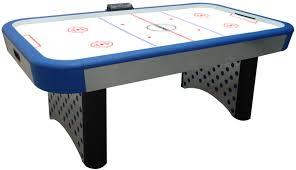 Arctic Wind Air Hockey Table by Air Hockey Tables Blatt Billiards