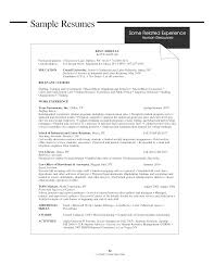 Functional Resume Template For Word Hr Resume Templates