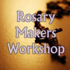 rosary makers rosary makers workshop st s catholic church and school