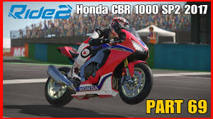 cbr bike list ride 2 ps4 pro gameplay part 69 2017 top bikes pack honda cbr