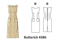pattern a line shift dress pintucks sheath dress patterns for beginners easy to sew part 2