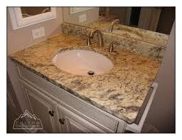 Granite Bathroom Vanities Bathroom Vanity With Granite Top Visionexchange Co