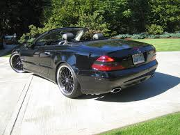 mercedes sl55 amg 2003 2003 mercedes sl class information and photos zombiedrive