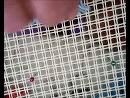 tappeti fai da te tappeto su cavonaccio con uncinetto o cotone facile da fare