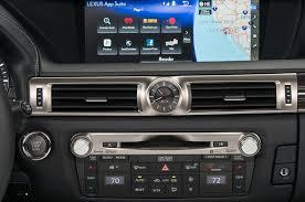 lexus phone app lexus gs reviews research new u0026 used models motor trend