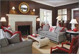 paint colors for living rooms with dark trim living room home