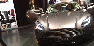 aston martin front 2017 aston martin db11 front end and profile surface online u2013 update