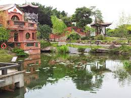 The Lin Family Mansion And Garden Lin An Tai Historical House And Museum In Taipei My Several Worlds