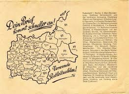 Plz Bad Segeberg Liste Der Postleitregionen In Deutschland
