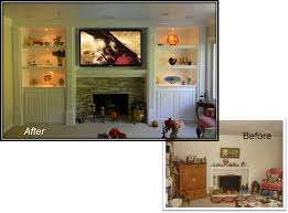 17 best ideas about entertainment center with fireplace on built