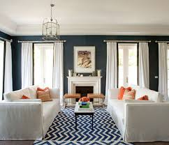 chevron pattern to your living room