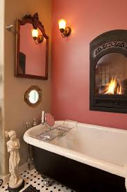 luxury bathrooms with fireplaces wpxsinfo