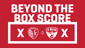 Fc Dallas Field Map by Beyond The Box Score Tremendous Team Effort Decides Open Cup