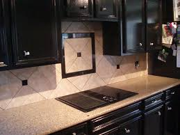 porcelain backsplash w black granite inserts 3rd coast floors