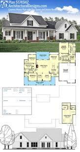 House Building Plans Plan 25630ge One Story Farmhouse Plan Farmhouse Plans Square