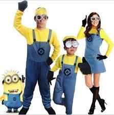 Despicable Minions Halloween Costume Minion Costume Ebay