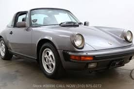 911 porsche 1986 for sale porsches for sale porsche cars for sale of model 911 1974 89