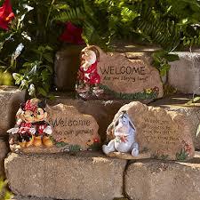 garden rocks disney home outdoor decoration