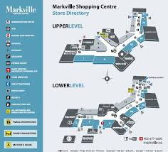 markville mall shopping centre located in markham ontario