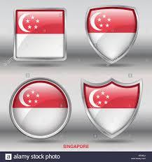 Singapore Flag Icon Singapore Flags Stock Photos U0026 Singapore Flags Stock Images Alamy