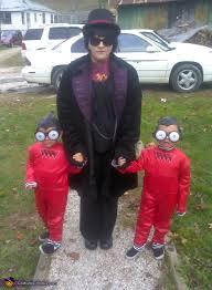 Oompa Loompa Halloween Costumes Willy Wonka Oompa Loompas Family Costume Willy Wonka