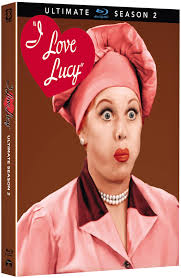 i love lucy ultimate season 2 blu ray review theaterbyte