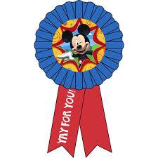 mickey ribbon mickey mouse ribbon