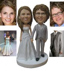 custom wedding cake toppers custom wedding cake topper frozen cake topper polymerclay clay