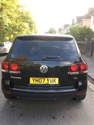 vw touareg 174 se 2007 face lift manual gear box in bedminster