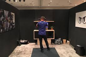 the oculus rift is now a standing experience polygon