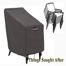 Classic Accessories Patio Furniture Covers by Classic Accessories Patio Chair Outdoor Furniture Covers Ebay