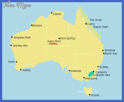 aus maps australia australia map tourist attractions toursmaps