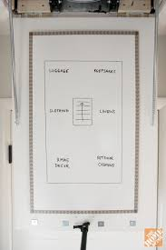 create your own attic access organize your storage space