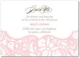wedding reception card wedding reception cards isura ink