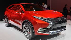mitsubishi concept xr phev mitsubishi says new xr phev ii concept previews upcoming compact