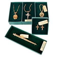 the vatican library collection vatican library collection jewelry and accessories ebth