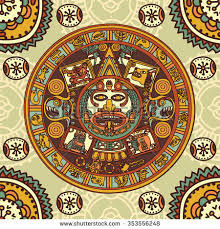 mayan astrology stock images royalty free images vectors
