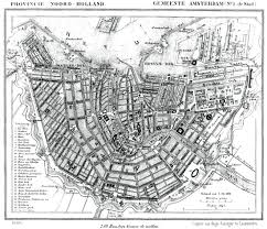 Ord Map Index Of Genealogy History Maps Netherlands