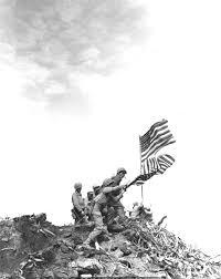 Soldiers Lifting Flag Iwo Jima U2014 70 Years Ago Today The Louisiana National Guard